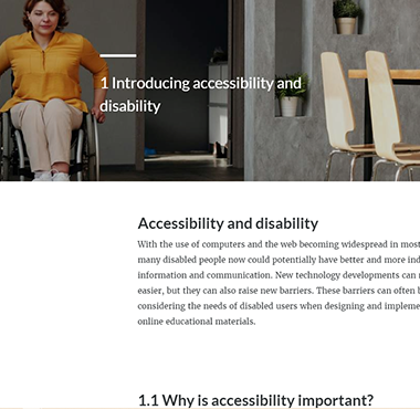 Responsive project – RISE 360